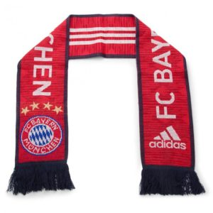 FC Bayern scarf home 2018/19-one-size