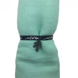 Just dlux - Single coloured scarf - Mint