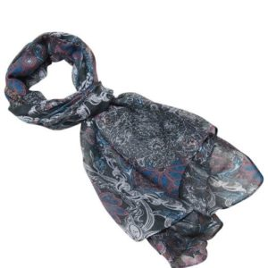 Krez - India Scarf - Grey