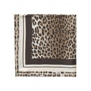 Notes Du Nord Becca Scarf Leopard
