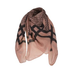 Petit by Sofie Schnoor - Lace Scarf - Burned Coral