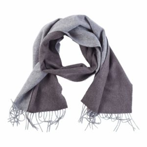 Scarf Cashmere Dark Grey