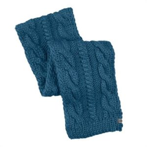 The North Face Womens Cable Fish Scarf