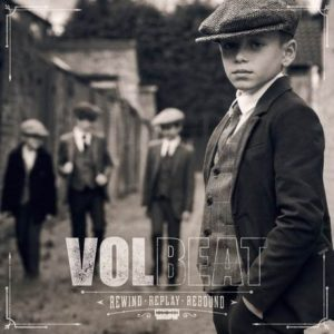 Volbeat - Rewind, Replay, Rebound - CD