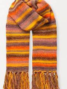 Beck Söndergaard - Janus Mix Scarf - Multi Color - ONE SIZE