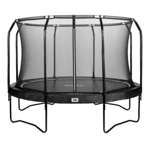 Salta Trampolin Premium Black Edition Ø305 cm, sort