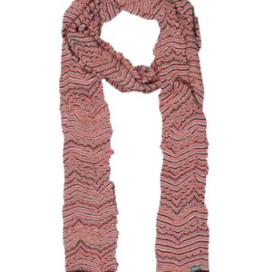 Gustav - Multi Coloured Knit Scarf - Multi