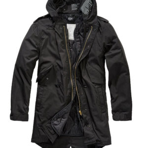 Brandit M51 US Parka (Sort, 2XL)