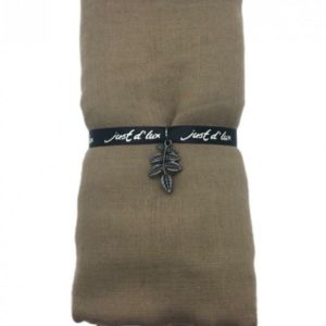 Just d'Lux - Single Coloured Scarf - Beige