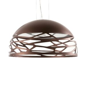 Kelly Medium Dome pendel, kobber/bronze